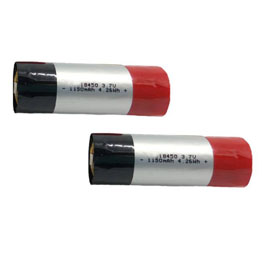 Cylindrical lipo battery 18450 for e-cigarette