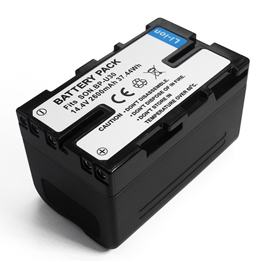 Li-ion Digital Camera Battery replaces for Sony BP-U30