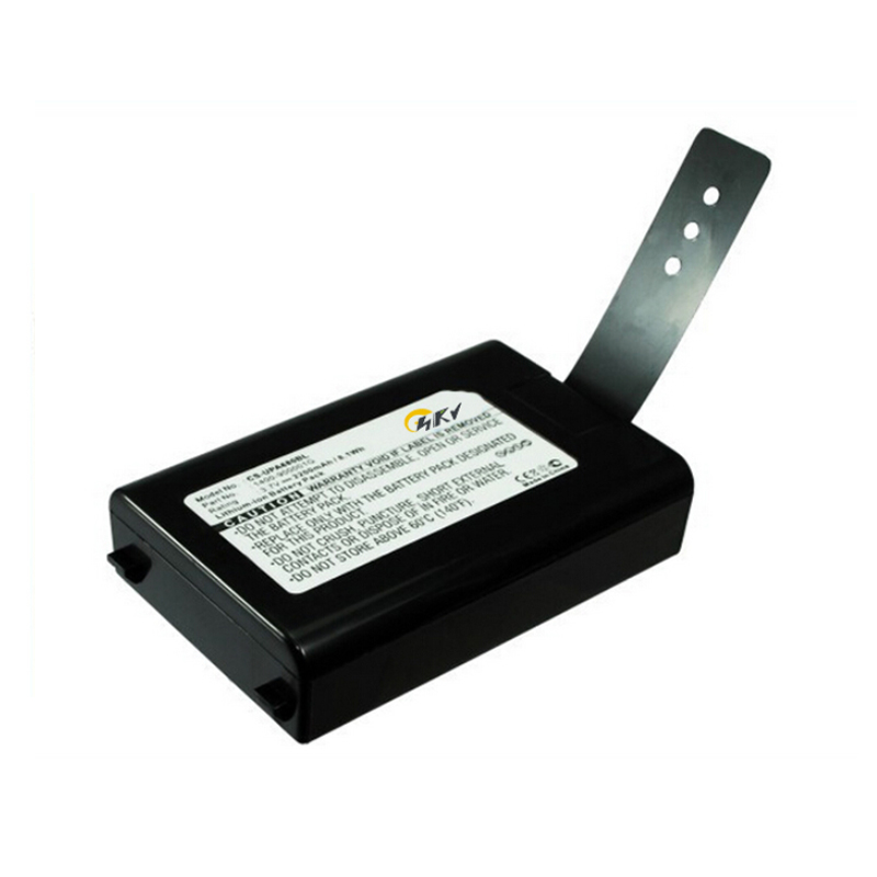 3.7V Li-ion rechargeable battery pack 523450AR 2000mAh